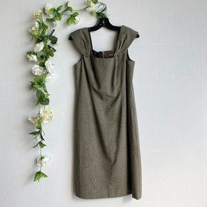 TAHARI Midi Dress
